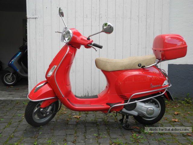 Loja das Motos: Vespa LX 125 3V