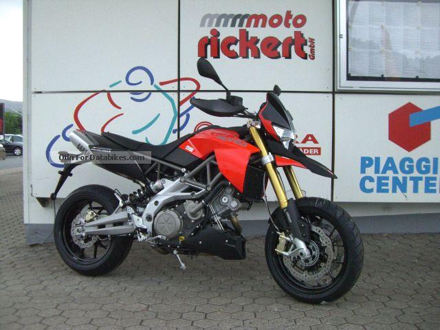 2012 Aprilia  SMV 750 DORSODURO ABS BANKRUPTCY SPECIAL MASS Motorcycle Motorcycle photo