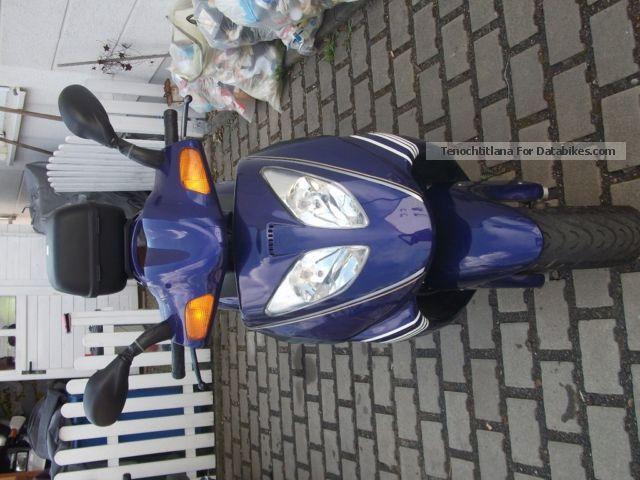 1999 Daelim  Ottelo Motorcycle Scooter photo