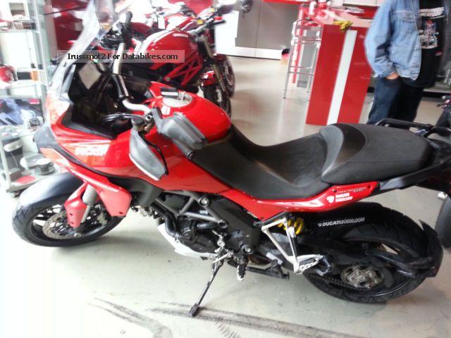 2013 Ducati  Multistrada 1200 S Touring Motorcycle Enduro/Touring Enduro photo