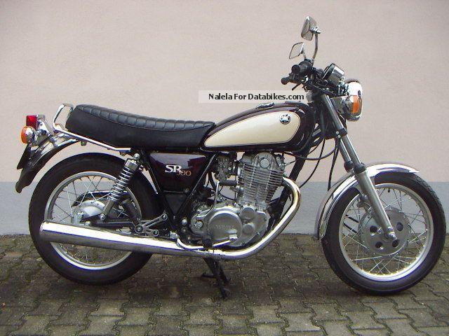 1999 Yamaha  SR 500 load Editon , 1Hd , 5000 thousand km Motorcycle Motorcycle photo