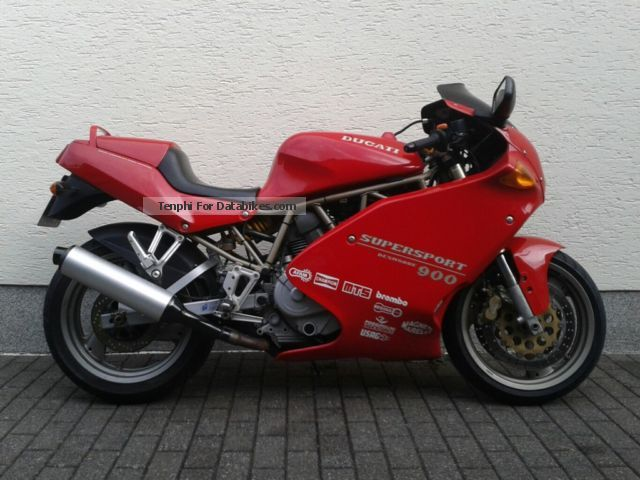 Ducati  750 SS 1997 Sports/Super Sports Bike photo