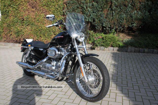 2006 Harley Davidson  Harley- Davidson Sportster Motorcycle Chopper/Cruiser photo