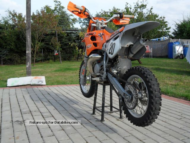 2002 KTM  SX65 Motorcycle Rally/Cross photo