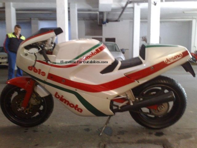 1986 Bimota  DB1S Motorcycle Motorcycle photo