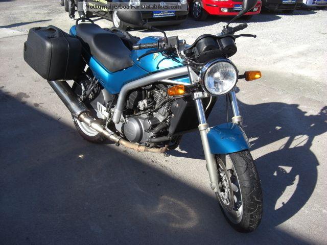 1996 Mz  Scorpio Tour TE -2 Motorcycle Motorcycle photo