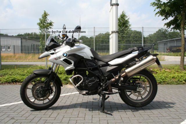 2013 BMW  F 700 GS Safety and Comfort Package Motorcycle Enduro/Touring Enduro photo
