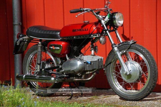 Benelli  250 SS Kraftei 1969 Vintage, Classic and Old Bikes photo