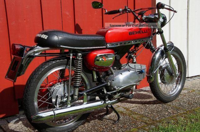 1969 Benelli 250 SS Kraftei