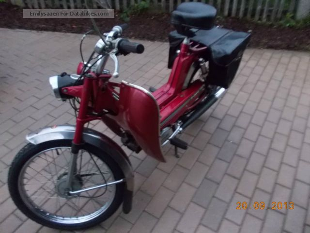 1976 dkw moped 25 km h 1 hand hercules m 2 vain. Black Bedroom Furniture Sets. Home Design Ideas