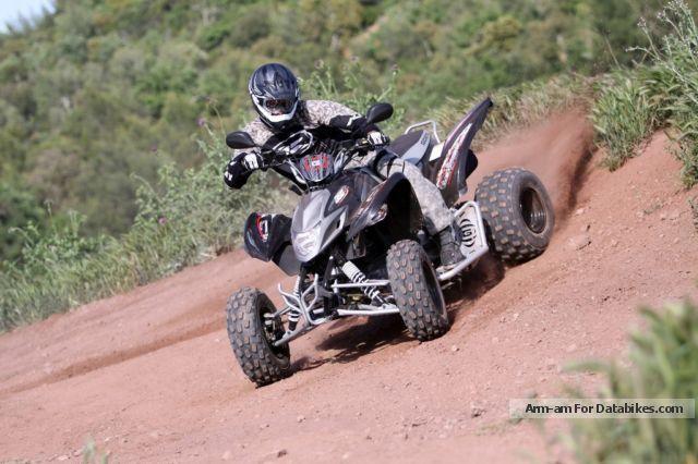 2013 GOES  G 225S Motorcycle Quad photo