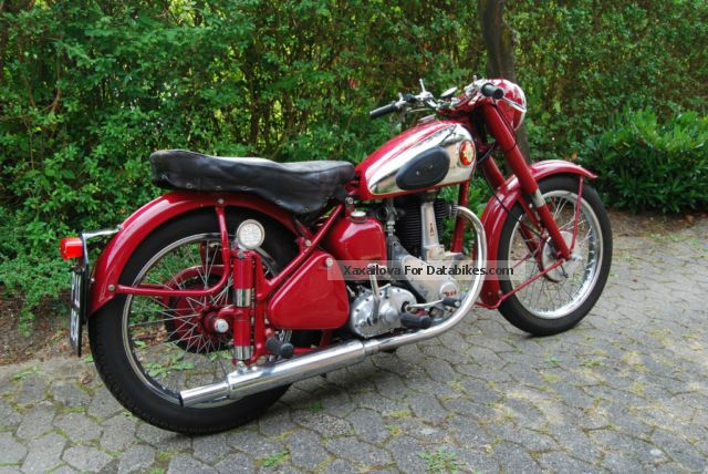 BSA  B31 1953 Vintage, Classic and Old Bikes photo