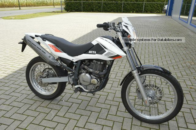 2009 Beta  ALP 4.0 Motorcycle Rally/Cross photo