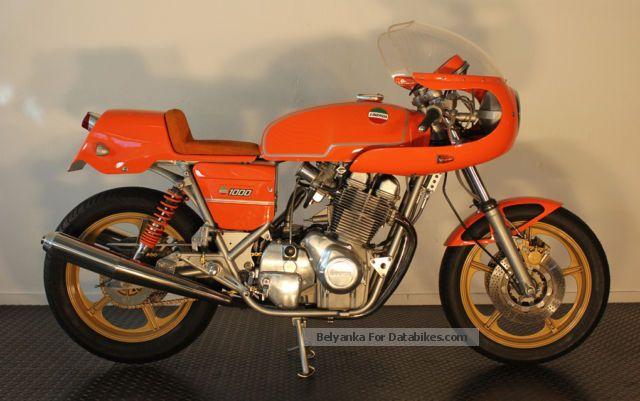 1981 Laverda  1000 3CL AM Motorcycle Motorcycle photo