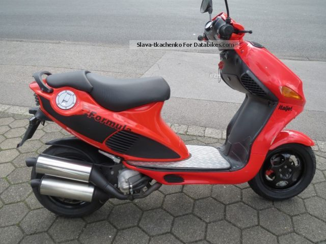 2012 Italjet  Formula 125 Motorcycle Scooter photo