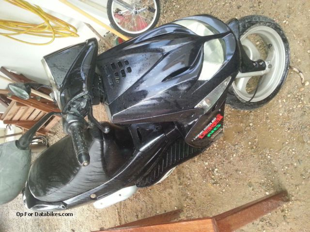 2001 Derbi  Pred Motorcycle Scooter photo
