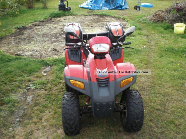 Dinli  Helix601-100 defective 2003 Quad photo