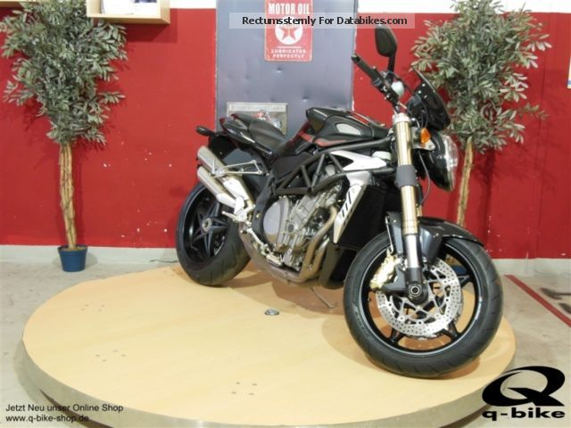 2011 MV Agusta  989 R Motorcycle Motorcycle photo