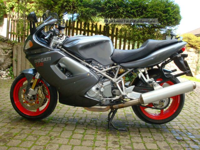 2012 Ducati  ST4s ABS Motorcycle Tourer photo