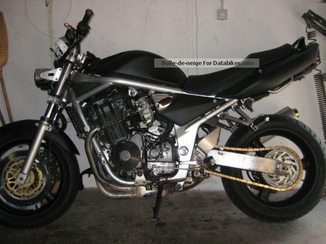 2002 Blata  SUZUKI BANDIT 1200 S \ Motorcycle Streetfighter photo