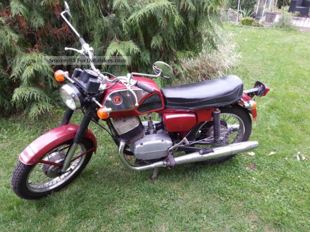 Jawa  CZ 472.4 1979 Vintage, Classic and Old Bikes photo