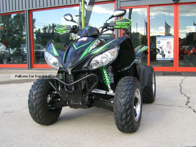Arctic Cat  XC450i 2013 Quad photo