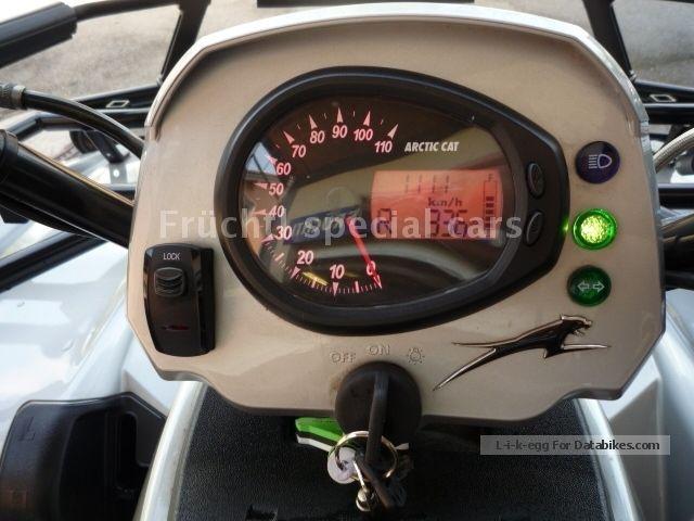 2013 Arctic Cat  1000 ThunderCat extreme Motorcycle Quad photo