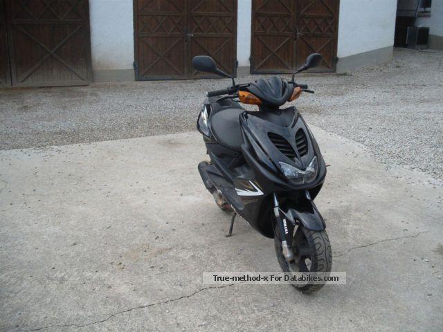 Zero  Aerox 2009 Scooter photo