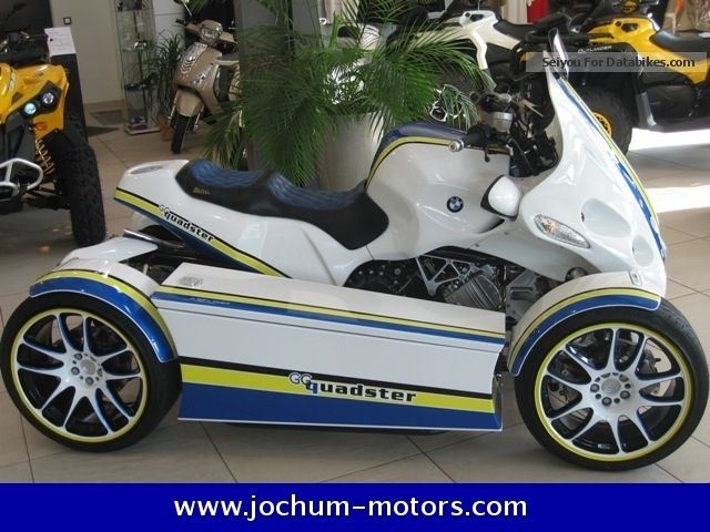 2012 GG Motorradtechnik  Quadster Special Edition Motorcycle Quad photo