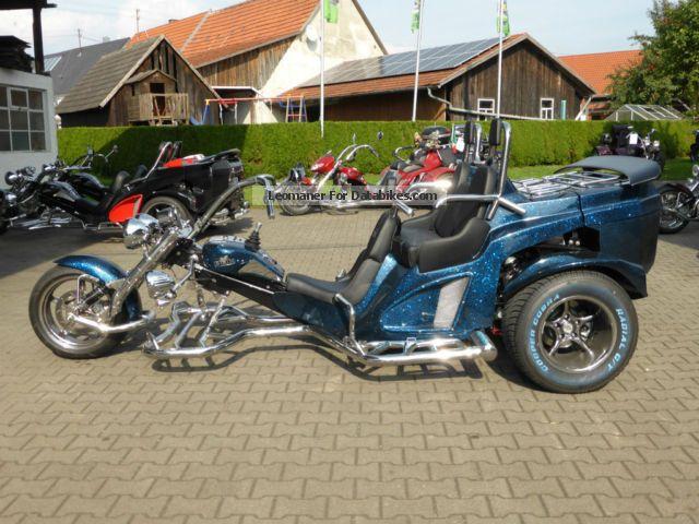 2013 Boom  Family Mustang Thunderbird Motorcycle Trike photo
