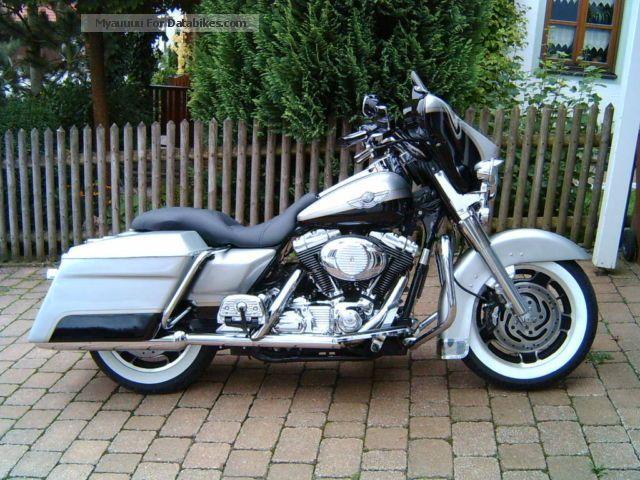 2003 Harley Davidson  Harley-Davidson Road / E-Glide Motorcycle Chopper/Cruiser photo