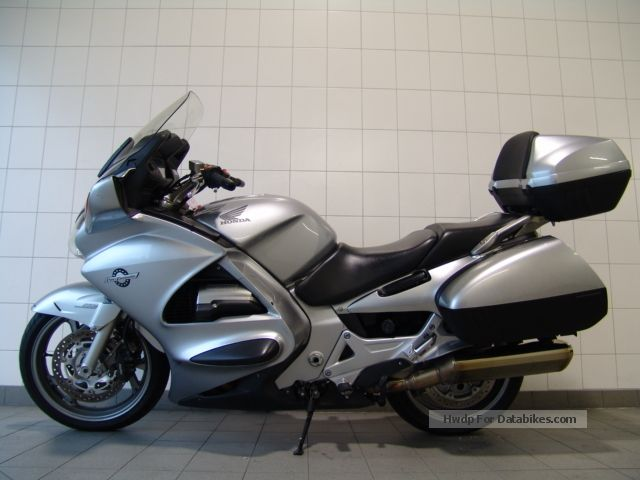 2004 honda top st 1300 pan european 4 9 financing