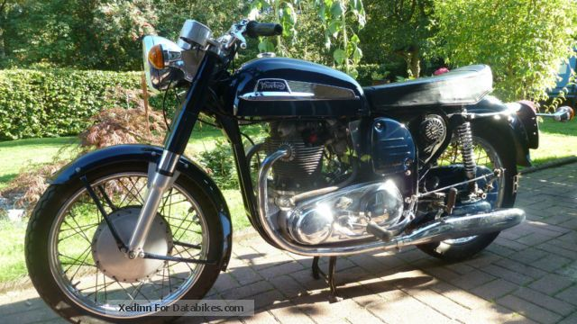 1968 Norton  Atlas 750 Motorcycle Motorcycle photo