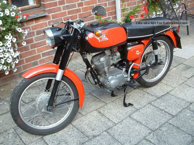 Moto Morini  Corsaro 125 1962 Vintage, Classic and Old Bikes photo