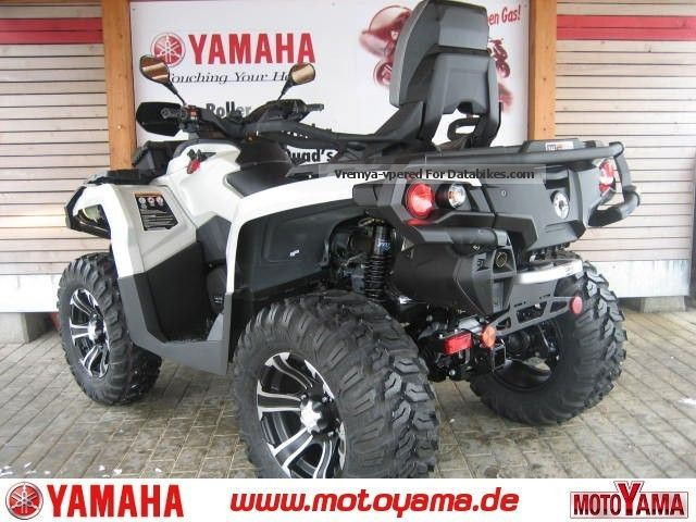 2013 Can Am 1000 Outlander Max Ltd Price Action Model 2013