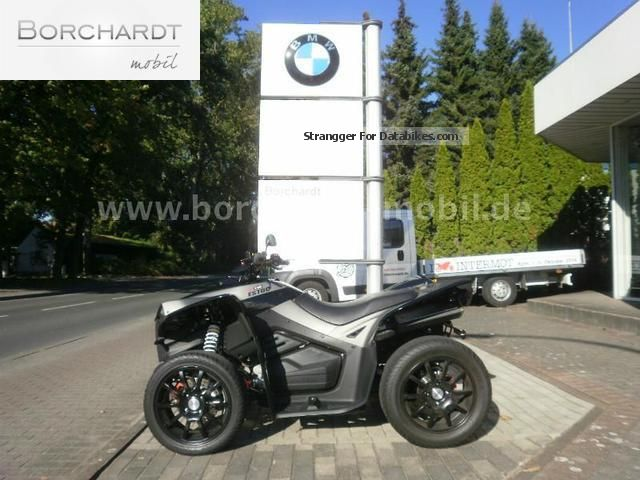 2013 Cectek  ESTOC 500EFI T5 LOF Motorcycle Quad photo