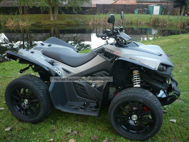 2013 Cectek  Estoc new T5 circuit Quadrift + Car Motorcycle Quad photo