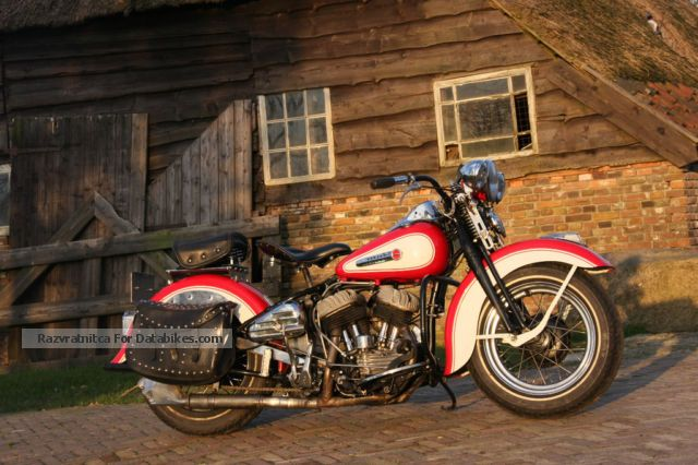 Harley Davidson  Harley-Davidson WLA 1946 Vintage, Classic and Old Bikes photo