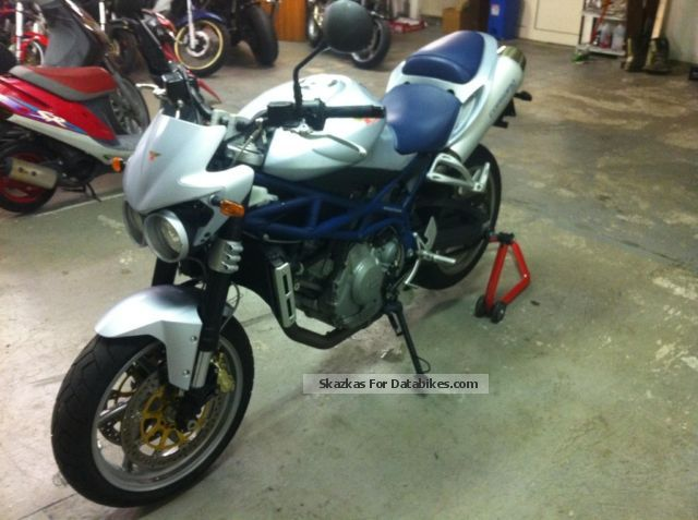 2010 Moto Morini  CORSARO 1200 Avio Motorcycle Naked Bike photo