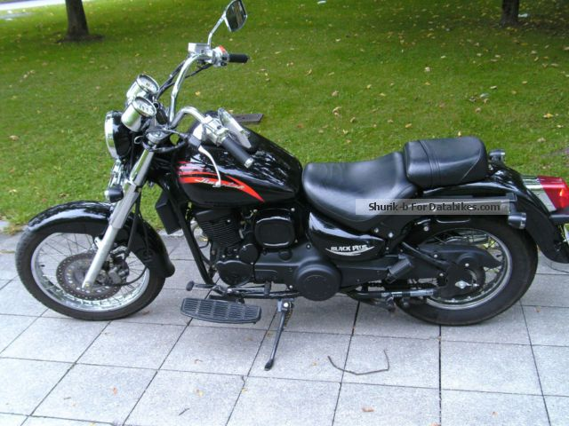 2009 Daelim  Daystar Motorcycle Chopper/Cruiser photo
