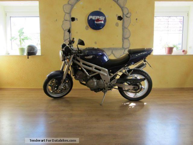 2007 Hyosung  650 GT Motorcycle Naked Bike photo