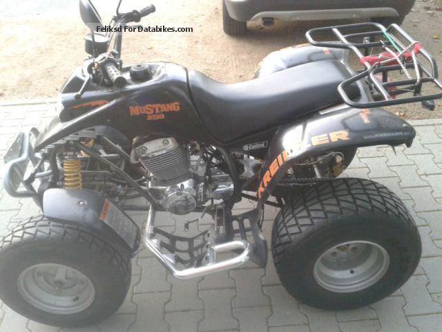 2004 SMC  Mustang Motorcycle Quad photo