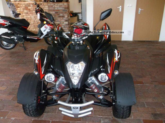 2013 Beeline  Beast 5.5 SM Motorcycle Quad photo