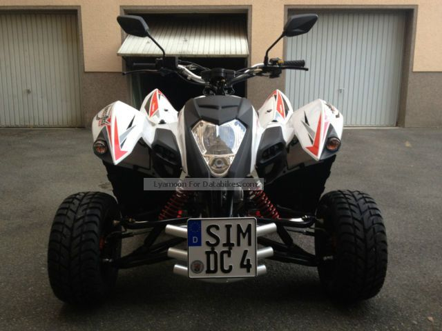 2013 Beeline  3.3 Bestia Motorcycle Quad photo