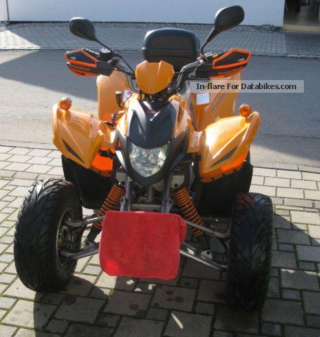 2007 Aeon  Goes Motorcycle Quad photo