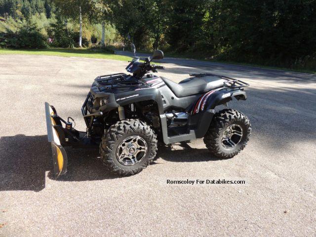 2013 Aeon  Quad ATV Motorcycle Quad photo
