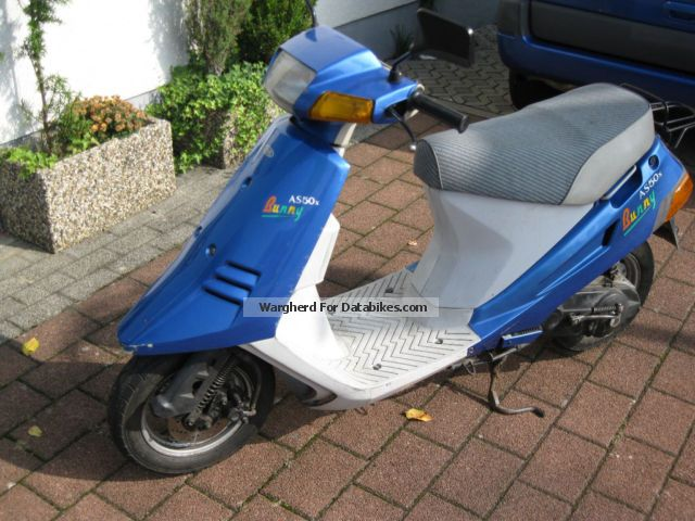 1994 TGB  Bunny AS 50X Motorcycle Scooter photo