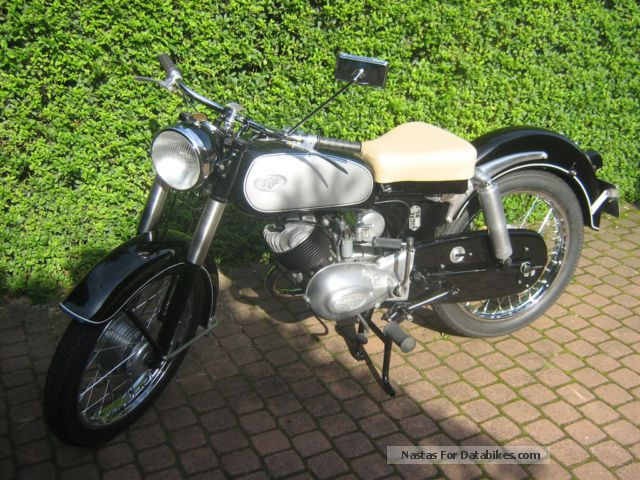 Zundapp  Zundapp Elastic 200 1955 Vintage, Classic and Old Bikes photo