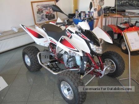 2012 Triton  300 Motorcycle Quad photo
