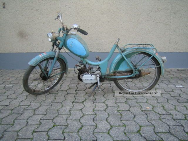 Herkules  Saxonette 1965 Vintage, Classic and Old Bikes photo